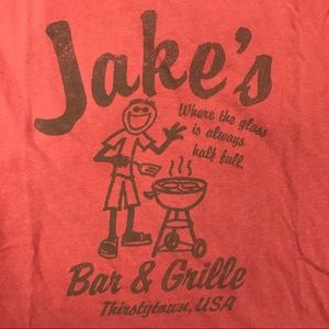 092c7744193 Life Is Good Shirts - Men s Life Is Good t-Shirt Jake s Bar   Grille